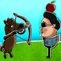 Fruit Shooting Gangnam Style icon