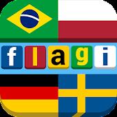 Logo Quiz - Flagi i mapy