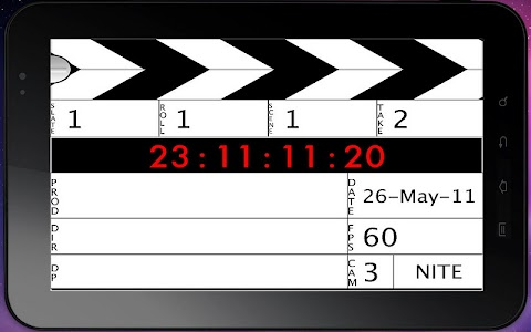 Digital Slate screenshot 1