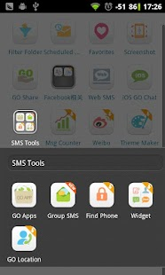 GO SMS Group sms plug-in 8- screenshot thumbnail