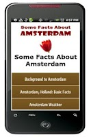 Screenshot of Some Facts About Amsterdam