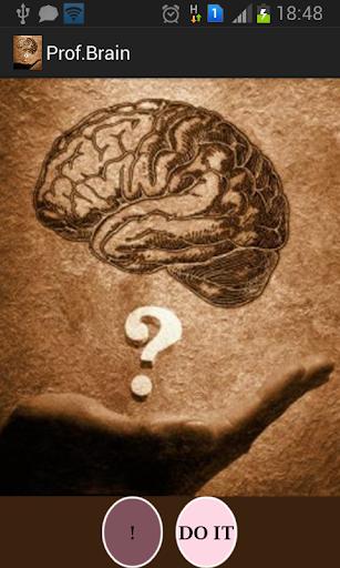 Prof.Brain