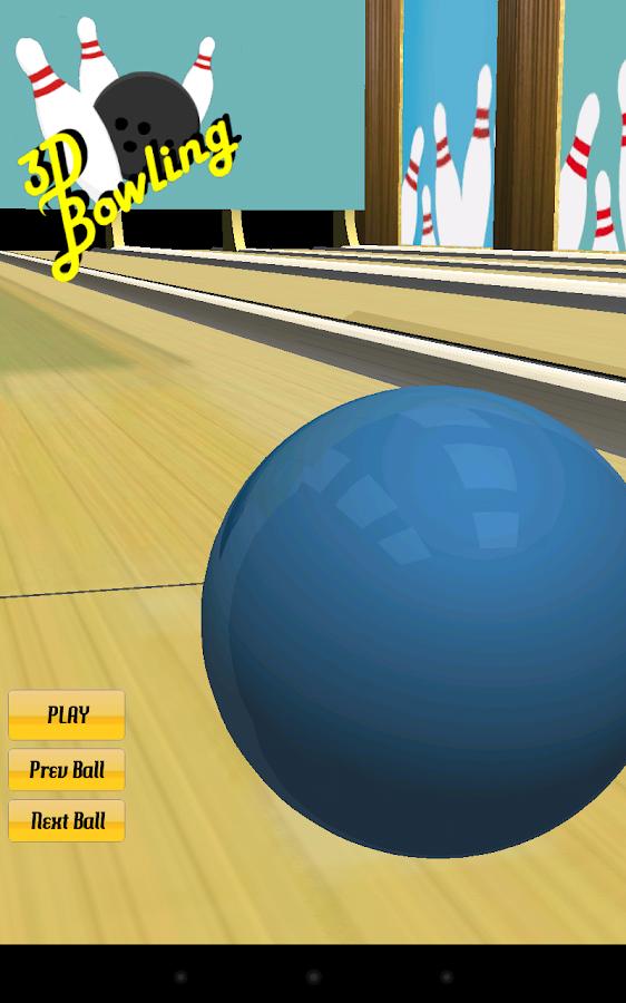 bowling spel