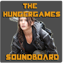 Hunger Games Soundboard logo