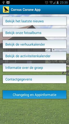 Corvus Corone App