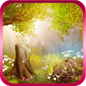Beautiful Forest LiveWallpaper icon