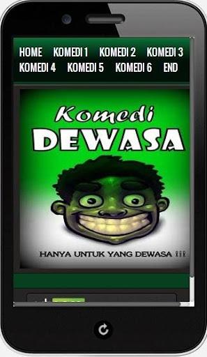 Komedi Dewasa