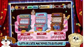 Screenshot of Cats vs Dogs Slots