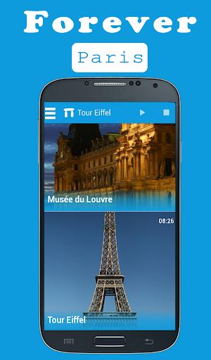 Forever Paris - Audio Guides