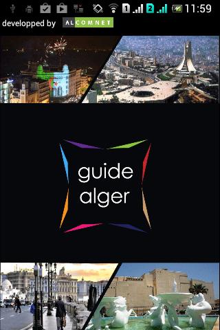 Guide Alger