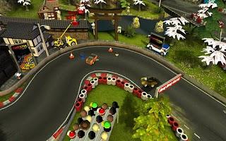 Screenshot of Bang Bang Racing THD