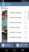 Screenshot of TCleaner for Telegram