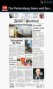 News and Sentinel All Access- screenshot thumbnail
