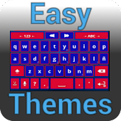 USA Easy Keyboard Theme