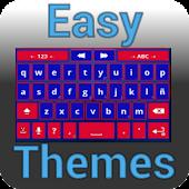 USA Easy Keyboard Theme