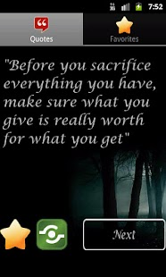 Cool Life Quotes- screenshot thumbnail