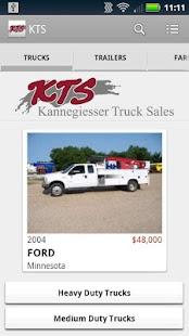 Kannegiesser Truck Sales