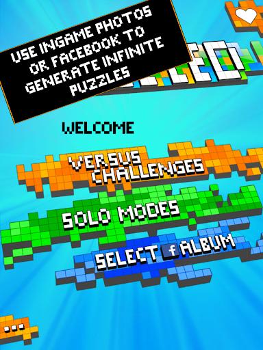 Puzzled - Infinite Puzzle Game