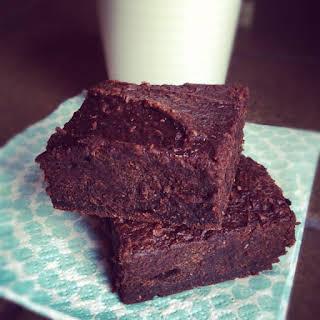 Chocolate Espresso Pumpkin Brownies.