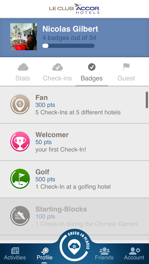 Places by Le Club Accorhotels- screenshot