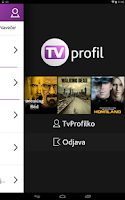 Screenshot of TvProfil - TV program
