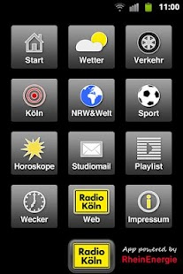 Radio Köln- screenshot thumbnail