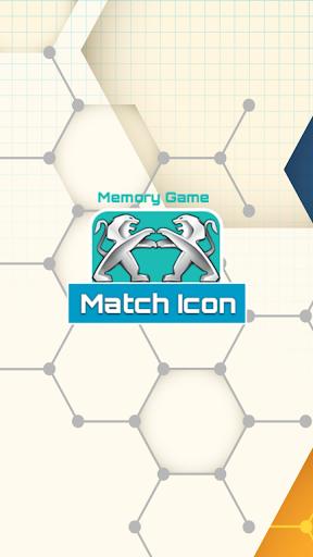 記憶遊戲比賽圖標
