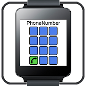 Hand Dialer for Wear