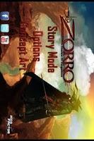 Screenshot of Zorro: Shadow of Vengeance