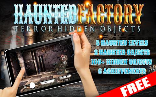 FREE Haunted Hidden Objects