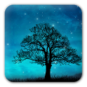 Dream Night Free LiveWallpaper icon