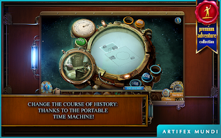 Screenshot of Time Mysteries 2