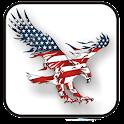 American Eagle doo-dad logo