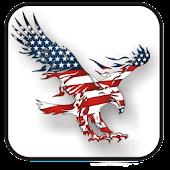 American Eagle doo-dad