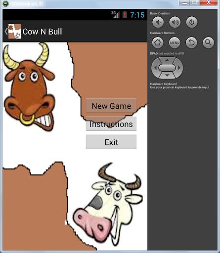 Cow N Bull