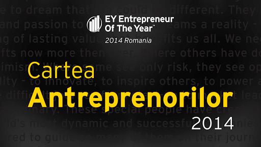 【免費商業App】Cartea Antreprenorilor 2014-APP點子