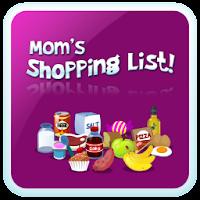 Mom's Shopping List 1.0.0