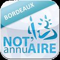 Annuaire notaires Bordeaux icon