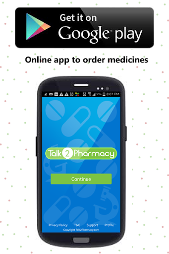 Talk2Pharmacy