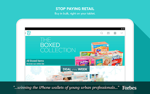 Boxed Wholesale - screenshot thumbnail