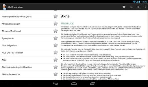 【免費醫療App】Alle krankheiten (Free)-APP點子
