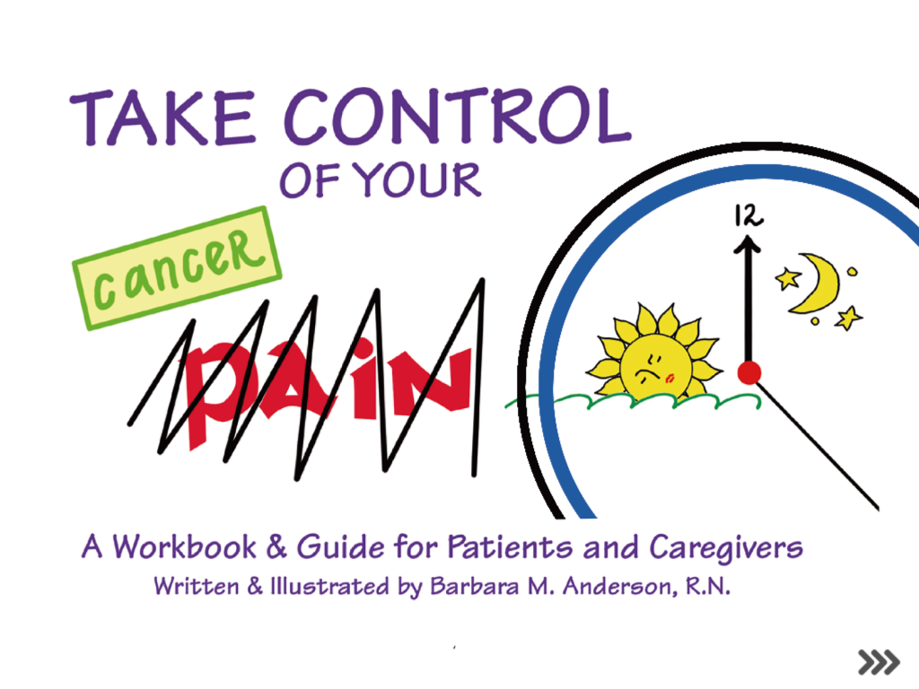 TAKE CONTROL OF CANCER PAIN- screenshot