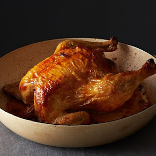 Barbara Kafka's Simplest Roast Chicken