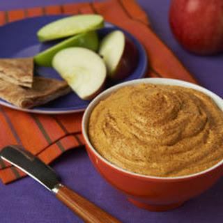 Pumpkin & Peanut Butter Dip