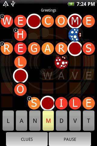 WordaBugs- screenshot