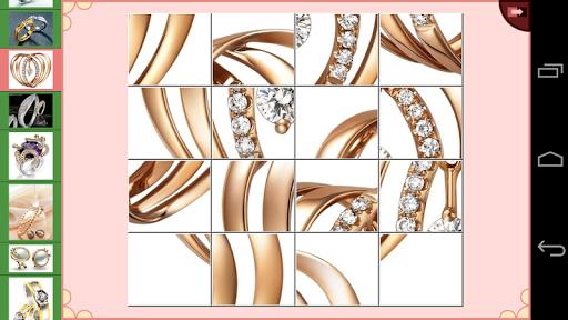 拼图:珠宝