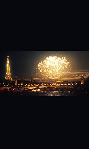 Paris Firework Cinemagraph LWP