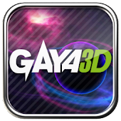 Gaya3D Space Live Wallpaper