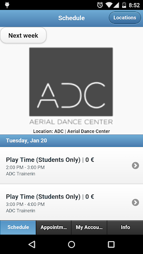 ADC Aerial Dance Center