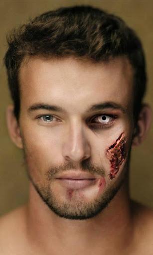 Zombie Face Photo Maker
